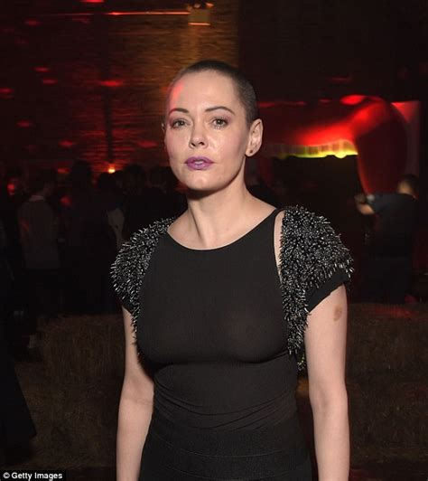 Rose McGowan asks men for support after Weinstein claim ...