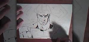 How to Draw Superman from DC Comics « Drawing ...