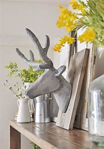1000 images about diy home decor on pinterest With best brand of paint for kitchen cabinets with reindeer head wall art