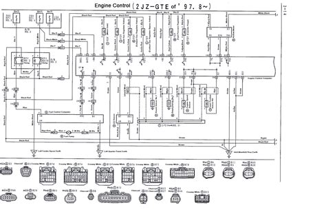 Toyotum Supra Ecu Wiring Diagram by Supra 2jzgte Vvti Wiring Diagrams 97 8 02 2jzgarage