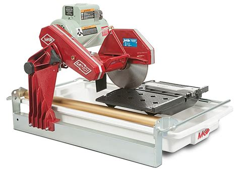 tile saw water not working mk mk 101 series tile saws