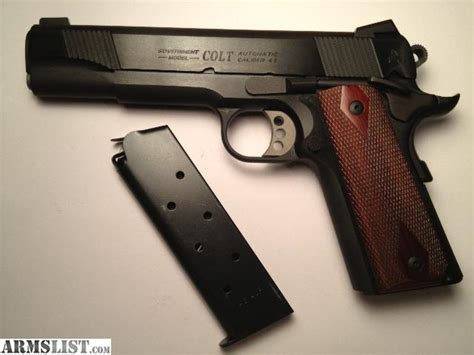 Armslist For Sale Colt Government Model 1911 45 Acp