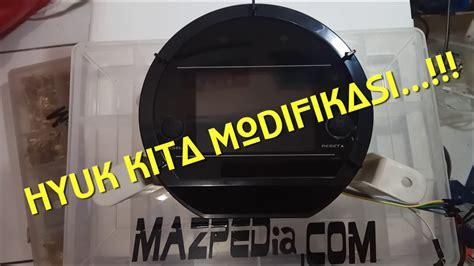 Nmax 2018 Speedometer by Tutorial Modifikasi Speedometer Nmax 2018