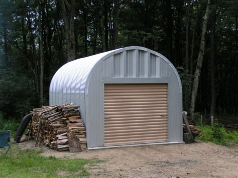 Metal Garage Prices What Should A Prefab Steel Garage Cost?