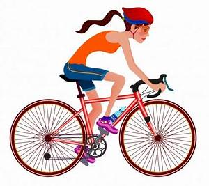 Cyclist Clipart | Clipart Panda - Free Clipart Images