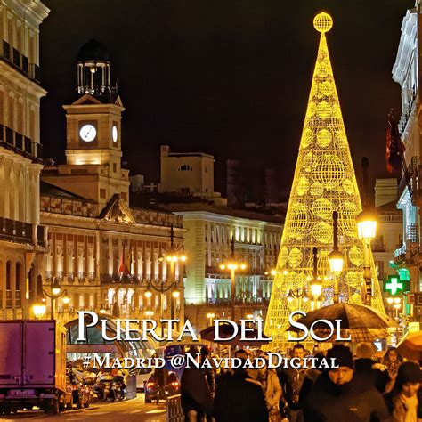 puerta sol madrid navidad 2014 2 el blog de navidad digital