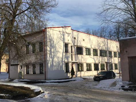 5770. 1.Sarkanā Krusta Rēzeknes slimnīcas apbūve | Mantojums