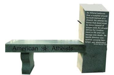 nj form l 9 the immoral minority atheist group puts up monument in