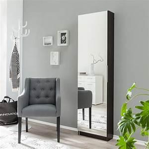 meubles a chaussures miroir maison design modanescom With charming meuble a chaussure avec miroir 1 meuble chaussures facade miroir