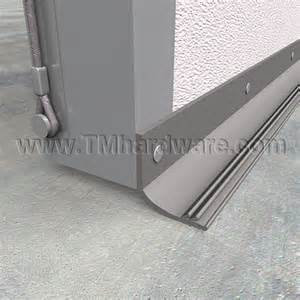 garage door bottom seal for uneven floor cool garage door
