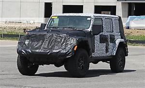 New 2018 Jeep Wrangler Jl Details Emerge  Three Engine