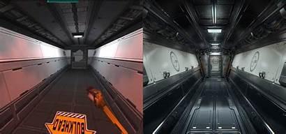 Shock System Cryengine Remake Incredible Looks Shodan