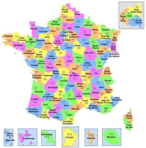 Carte De Par Departement 2018 by Infos Sur 187 Carte De Departement 2017 187 Vacances