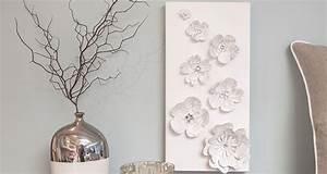 Paper Flower Wall Art | Wall Art | Create