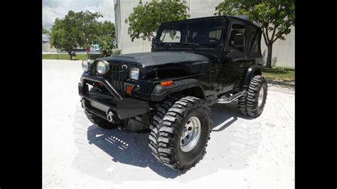 3057728635 For Sale 1994 Jeep Wrangler Off Road 4x4 Sport