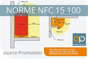 norme nfc 15 100 evolution 2015 amendement 5 With norme nfc 15 100 cuisine