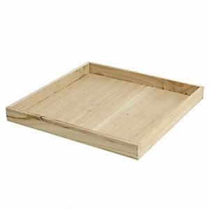 Tablett Aus Holz : tablett aus holz gro 30cm x 30cm h3cm kaufen in schweiz ~ Buech-reservation.com Haus und Dekorationen