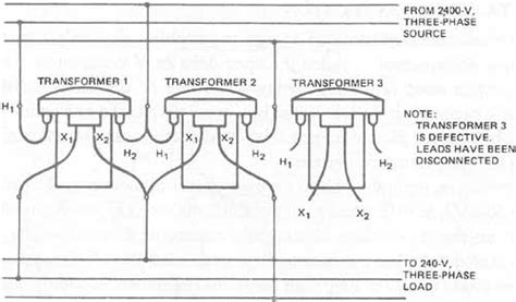 Deltum Transformer Wiring Diagram by 3 Phase Delta Wiring Diagram Technical Diagrams