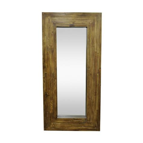 home decorators mirrors home decorators collection palmer leaner brown framed wall