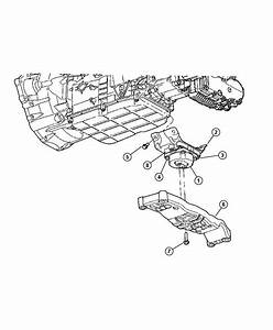 2011 Dodge Grand Caravan Used For  Screw And Washer  Hex