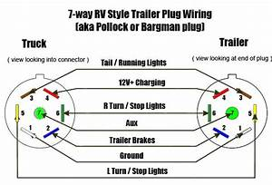 Wiring Diagram For Trailer Board