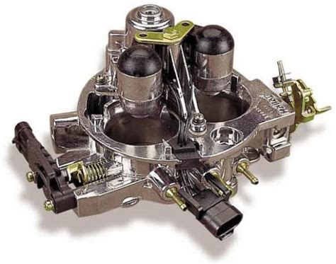 Holley 500-6s Throttle Body Injection