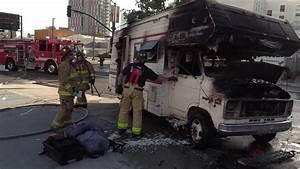 San Diego: RV Fire 04262017 - YouTube