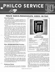 Philco Radios And Phonographs