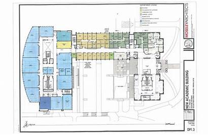 Floor Radford Plans Building Chbs University Renderings