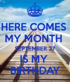 September 27 Birthdays