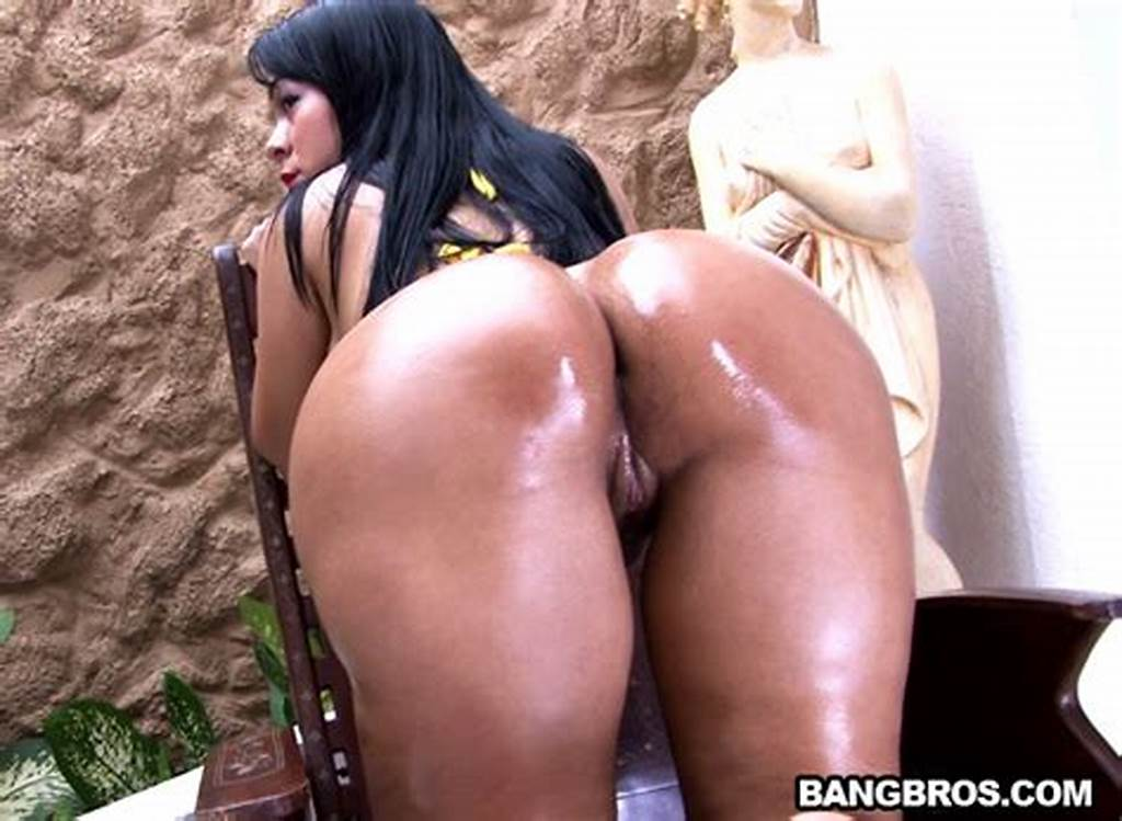#Big #Colombian #Ass #Gets #Fucked #Outdoors