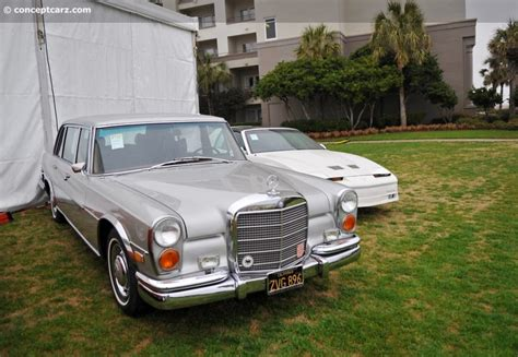 1970 Mercedes-benz 600 Series Image. Chassis Number