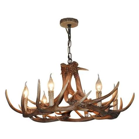 1000 ideas about deer antler chandelier on