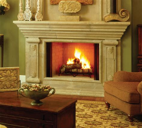 Wood Fireplaces Icon Series Kastle Fireplace