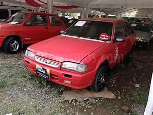 Mazda 323 Hs 13i Usado  1992  Color Rojo Precio  7 500 000