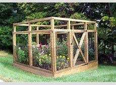 Vegetable Garden Fence Plans Backyard vegetable garden
