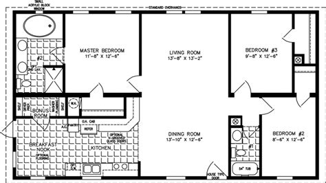Modular Home Plans Under 1000 Sq Ft