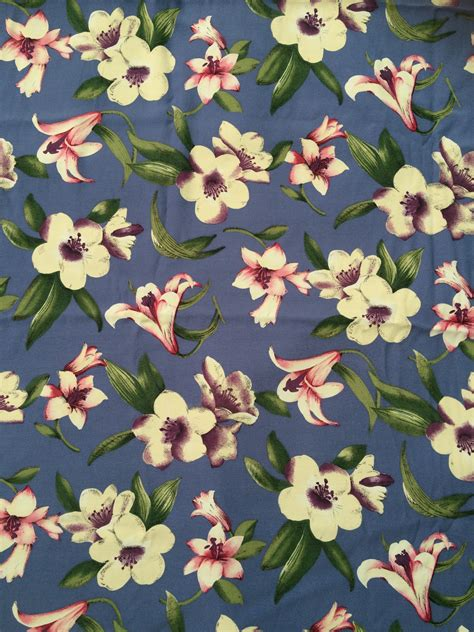 floral fabric designs sewing avenue