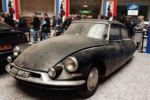 Renault Clamart : citro n la ds 19 de l 39 attentat du petit clamart part pour la chine automobile ~ Gottalentnigeria.com Avis de Voitures
