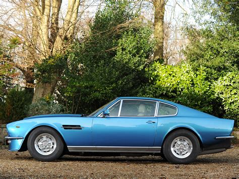 Aston Martin V8 Vantage Uk Spec 19771989 Wallpapers