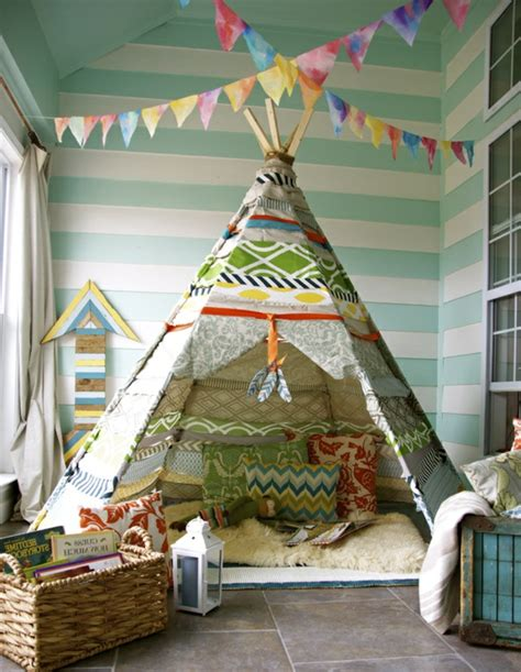 Tipi Zelt Für Kinderzimmer by Das Tipi Zelt Abenteuer F 252 R Kinder Archzine Net