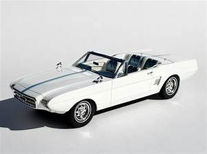 1963 Mustang II Concept from Automodello | MAR Online