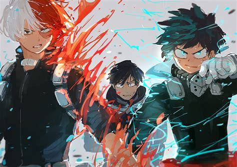 Anime Heroes Wallpaper - my academia hd wallpaper background image