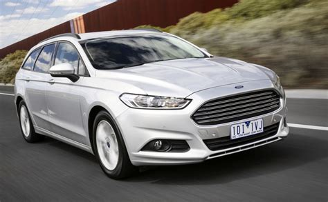 2015 ford mondeo range goauto overview
