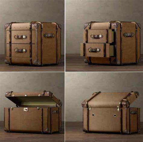fine vintage furniture  decorative accessories richards trunks retro decor