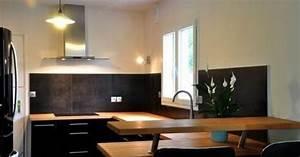 Crédence De Cuisine Originale : cr dence de cuisine sur mesure originale design ~ Premium-room.com Idées de Décoration