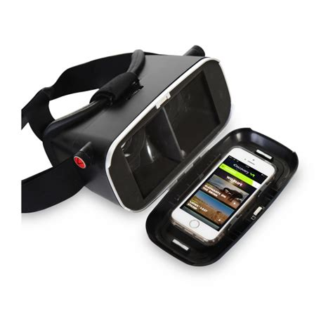 stealth vr100 reality headset ios android