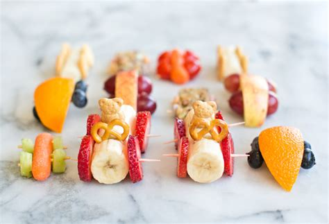 healthy snack recipes for preschoolers 7 healthy snacks can make themselves 343