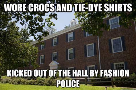 Fashion Police Meme - used to be known for jocks everyone plays magic bfeld meathead quickmeme