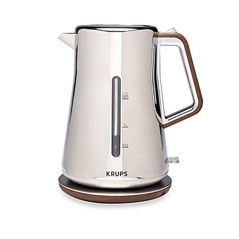 buy krups water kettle  bed bath
